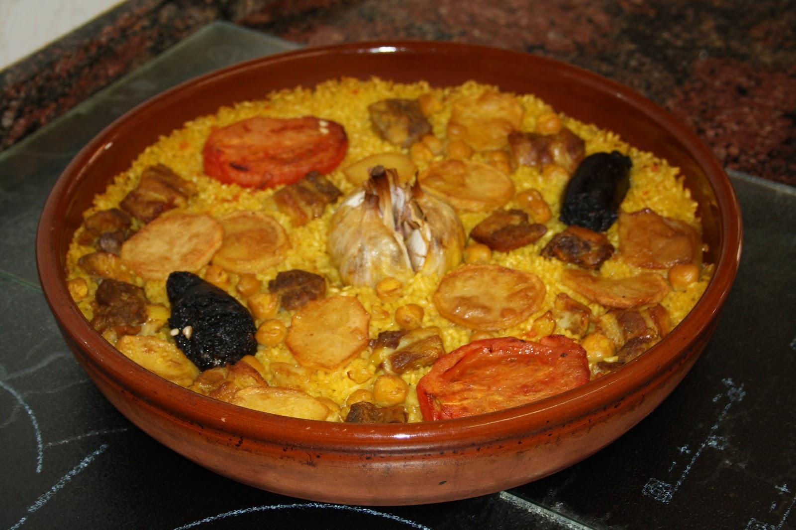 Receta de arroz al horno - Recetas de bogavante al horno ...